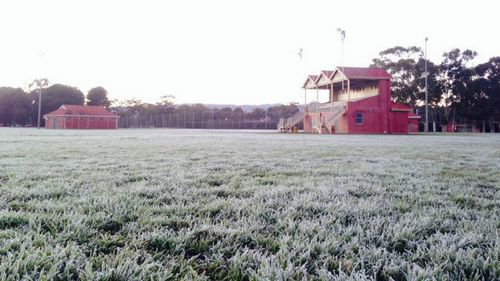 Adelaide shivers through coldest August morning in 126 years