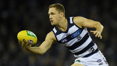 <strong>Joel Selwood - Captain</strong>