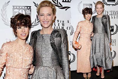 <i>Blue Jasmine</i> stars Sally Hawkins and Cate Blanchett