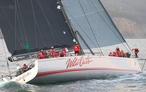 Wild Oats XI takes Sydney to Hobart line honours