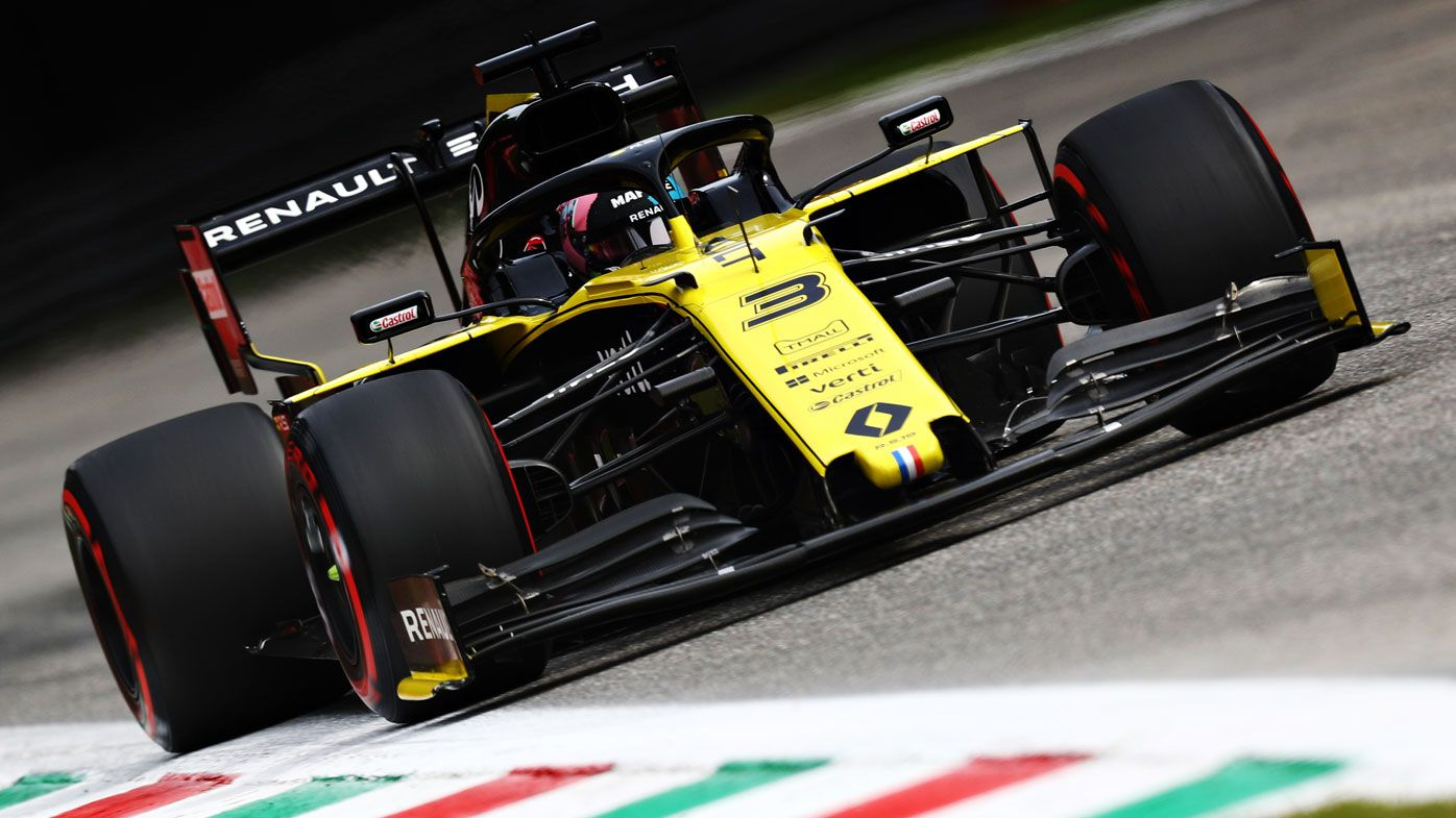 Leclerc on pole, Ricciardo fifth in farcical Italian Grand Prix F1 qualifying