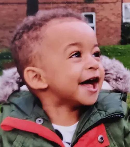 Dylan Tiffin-Brown, 2, was murdered by his father.