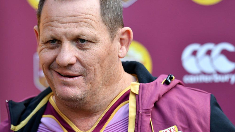Maroons coach Kevin Walters raises hand for Titans NRL coaching position: report