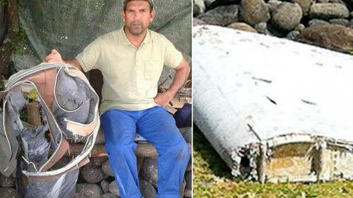Reunion Island suitcase tested for MH370 connection possibly just 'rubbish'