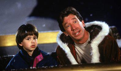 Christmas advent movie calendar, The Santa Clause, Tim Allen