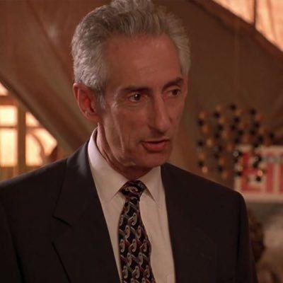 Larry Hankin as Carl Alphonse: Then