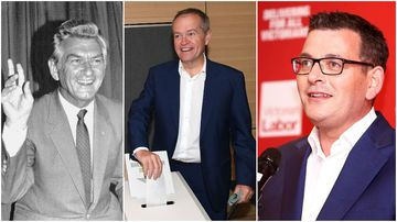 Labor win in Victoria could pave way for Hawke-like victory for Shorten