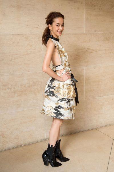 Annie Chen.