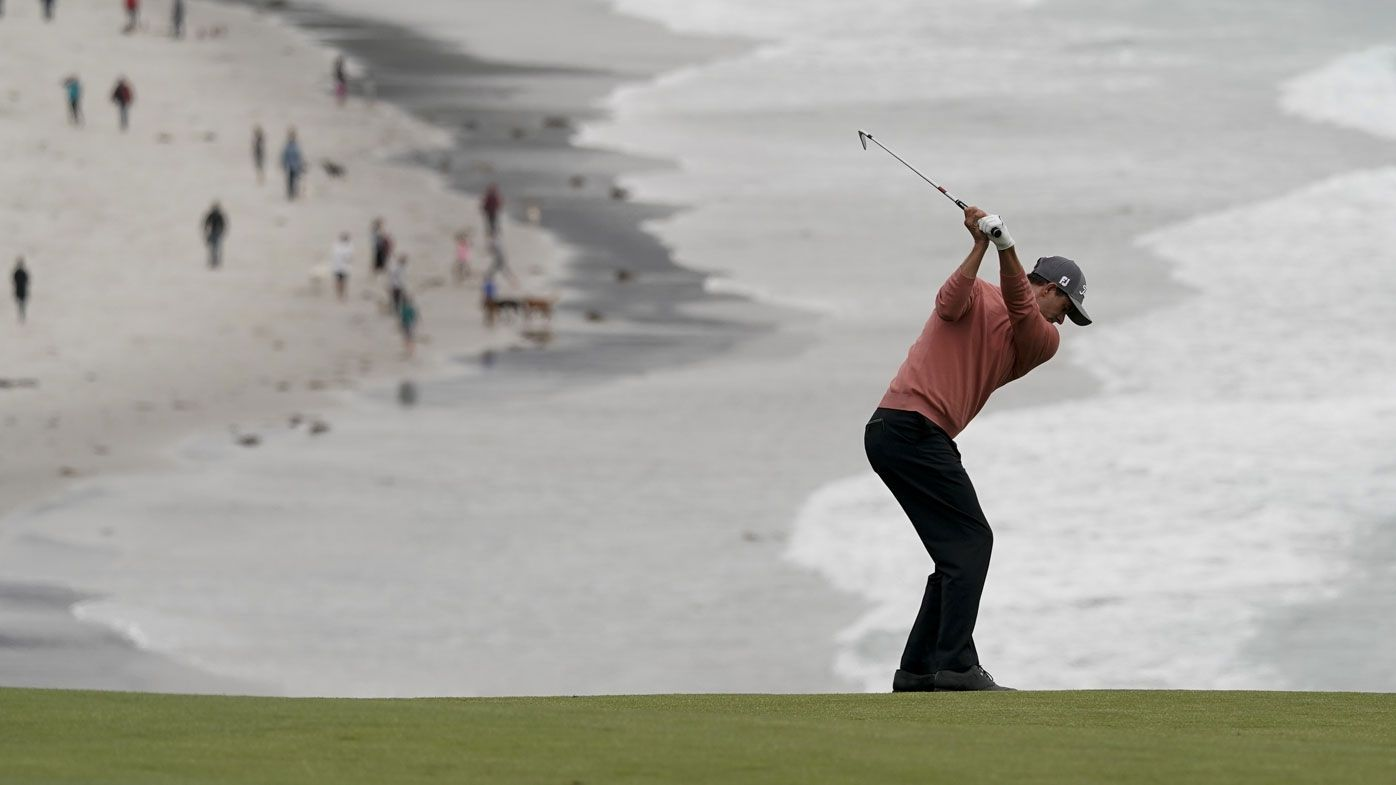 Adam Scott needs historic comeback in US Open final round but says 'it's possible'