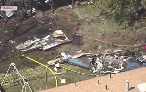 Three dead, multiple people fighting for life after plane crashes into US home
