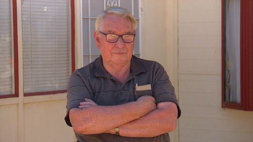 Barry Bedwell decided to take the legal option in fighting his eviction order.