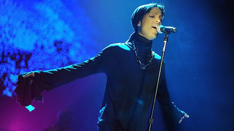 Revealed: Prince's surprisingly non-diva-ish Australian tour rider
