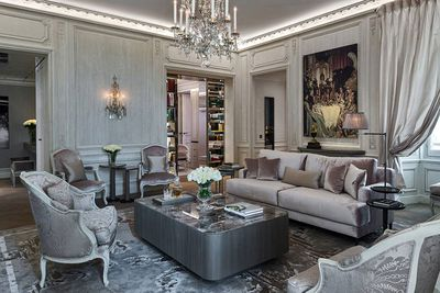 Karl Lagerfeld Suites at Hotel de Crillon, Paris