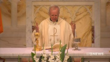 Father Joseph Walsh is accused of stealing $250K