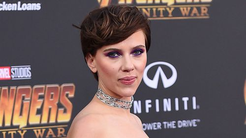 """In a statement to Out.com on Friday, Johansson says she's withdrawing from the project """"in light of recent ethical questions raised surrounding my casting"""". Picture: AP"""
