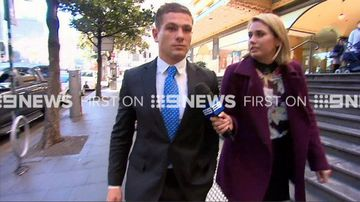 Former NRL player pleads not guilty to cocaine supply