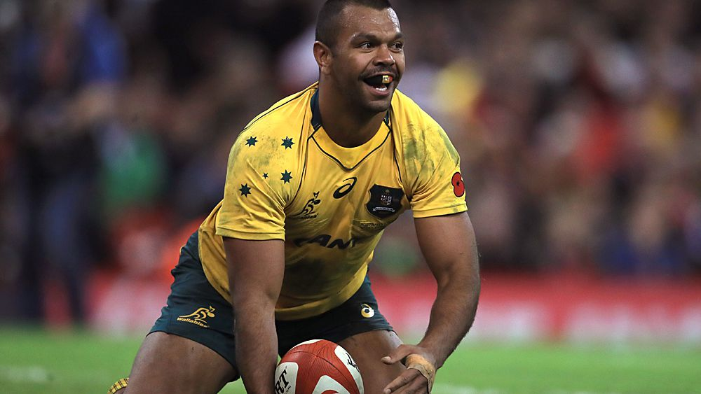 Rugby: Wallabies defeat Wales in Cardiff