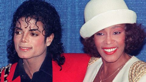 Michael Jackson and Whitney Houston were 'in love'