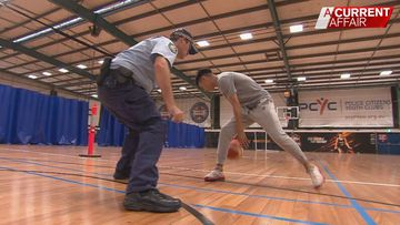 Police reduce youth crime by mentoring youngsters