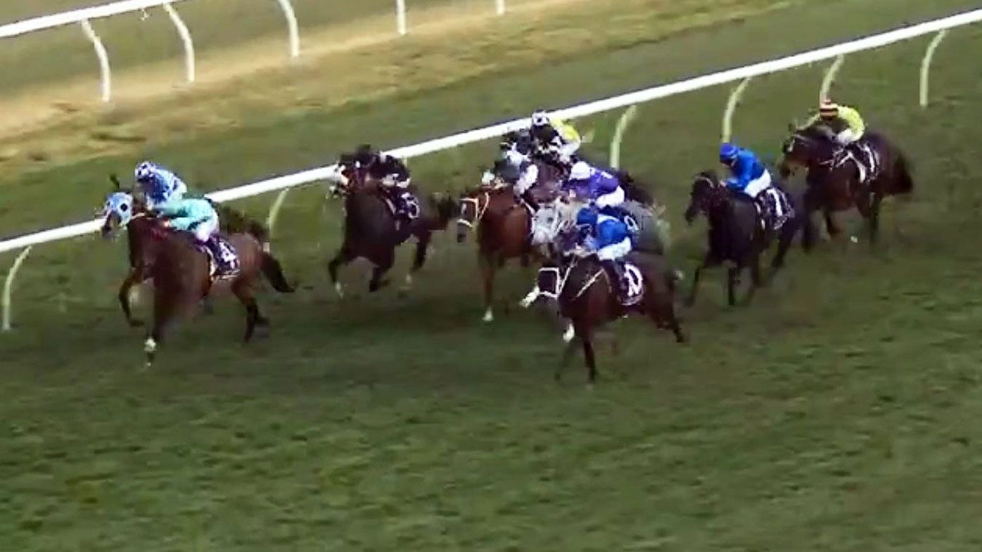 Winx reigns over Randwick in her own race