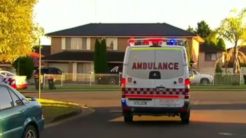 The boy was rushed to The Children's Hospital in a critical condition. (9NEWS)