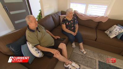 Elderly residents tussle with Telstra