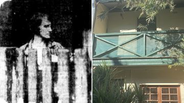 The Erskineville home was the scene of one of Sydney's most grisly crimes.