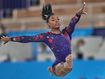 Olympic stars in full flight