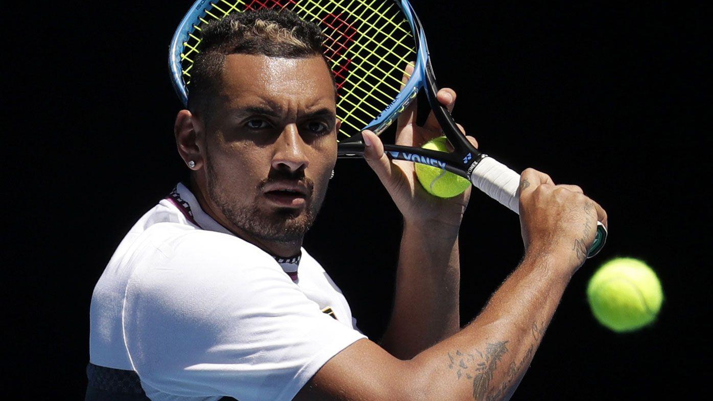 Australian Open 2019: Stefanos Tsitsipas exposes Nick Kyrgios' slide in pecking order