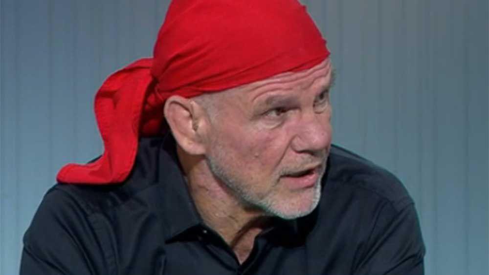 AFL: Peter FitzSimons wants 'pox' to befall St Kilda Saints