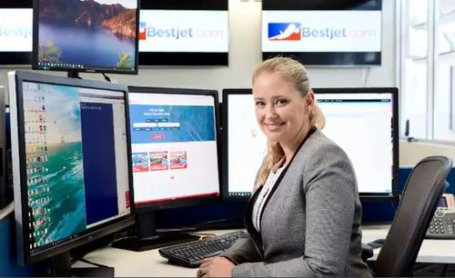 Bestjet founder Rachel James, who sold the company prior to its collapse, said she was devastated.