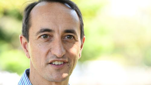 Dave Sharma has urged Liberal voters and supporters not to abandon the party.