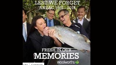 Who could forget Senator Jacqui Lambie getting up close and personal with a barra?