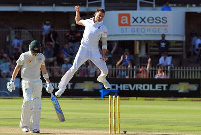 Dale Steyn - Has been the world's premier fast bowler for the past couple of years.