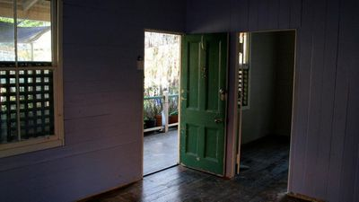 Entry - before
