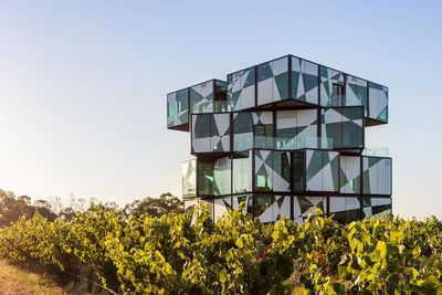 McLaren Vale's d'Arenberg Cube, SA