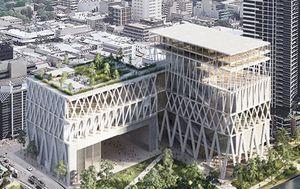 New Powerhouse museum design revealed for western Sydney