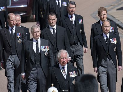 The royal is close to both Prince William and Prince Harry.