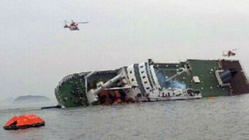 One dead, 50 missing after South Korean trawler sinks in Arctic