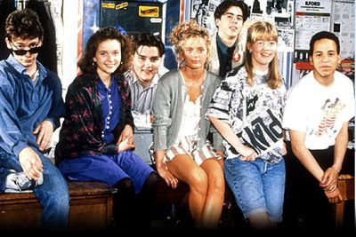 <B>The skinny:</B> This classic early '90s series followed a gang of British teens as they dealt with the dramas of running a newspaper for young people.<br/><br/><B>Why we loved it:</B> God knows how any of these kids found time to do any schoolwork or even attend school at all — editor Lynda and her ragtag bunch of junior journos were forever running around town to secure the latest scoop. It sounds a bit silly, but with great acting (by actual teenagers), a tight script and a good dose of Serious Teen Issues, <I>Press Gang</I> had every kid eager to enter the exciting field of journalism (don't do it, kids!)