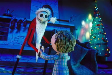 Christmas advent movies calendar, The Nightmare Before Christmas