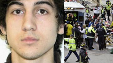 Dzhokhar Tsarnaev was sentenced to death on Friday. (9NEWS)