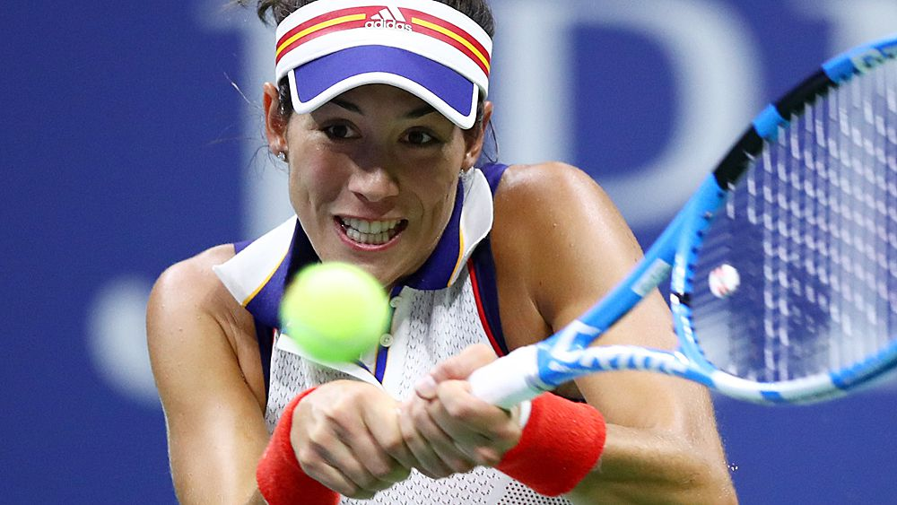 Garbine Muguruza becomes new women's world No.1 in tennis