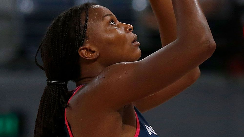 Melbourne Vixens score their toughest win in local derby over Magpies