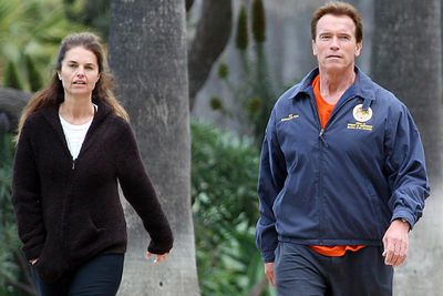 Only a few months ago news broke that Arnie- former body builder and Governor of California- had fathered a child out of wedlock more than ten years ago. Arnie's since split from his wife, Maria Shriver