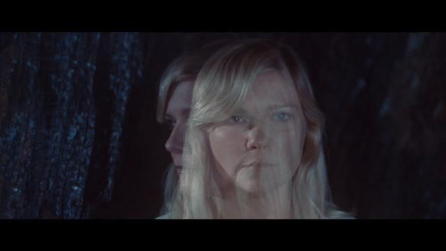 Kirsten Dunst in Rodarte film