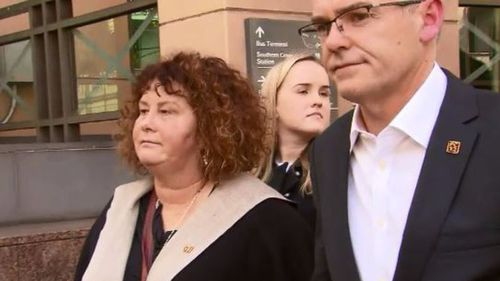 Pat Cronin's parents told 3AW this morning they are relieved.