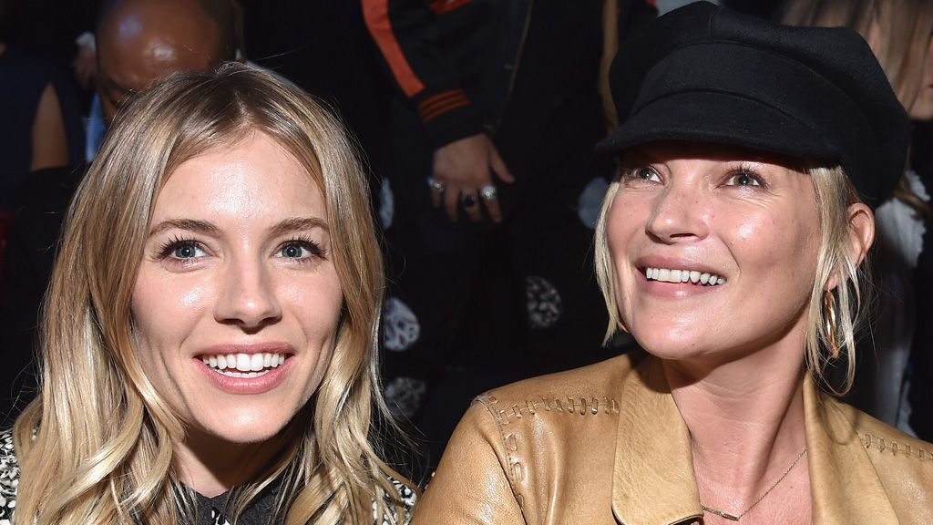 Kate Moss and Sienna Miller's designer garments can now be yours