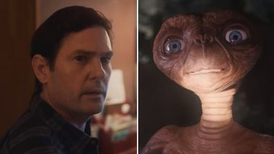 E.T. and Elliot reunite, short film