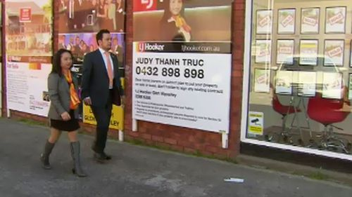 Fire sale for under fire Melbourne real estate agent